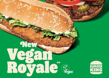 Exciting Times! Burger King Ups Its Vegan Game