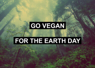 Earth Day: MPs, Councillors, and Celebs Go Vegan for PETA Initiative