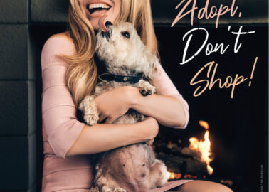 International Dog Day: Selling Sunset Star Gushes Over Her Adopted Dog
