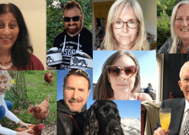 UK and Ireland's Most Beautiful Vegan Over 50 Competition 2020 – Vote Now